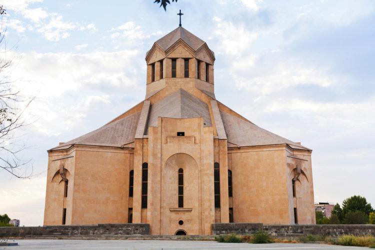 Достопримечательности Армении - Собор Святого Григория Просветителя