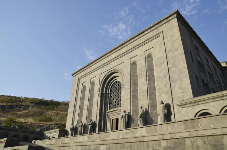 Достопримечательности Армении - Матенадаран