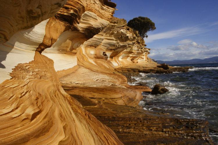 Достопримечательности Австралии - Остров Тасмания