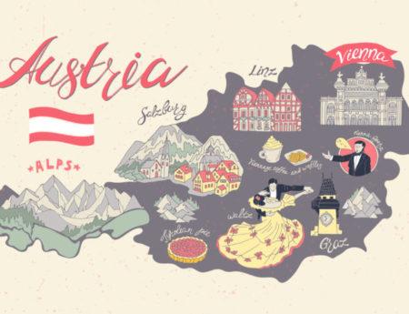 Достопримечательности Австрии: Топ-25