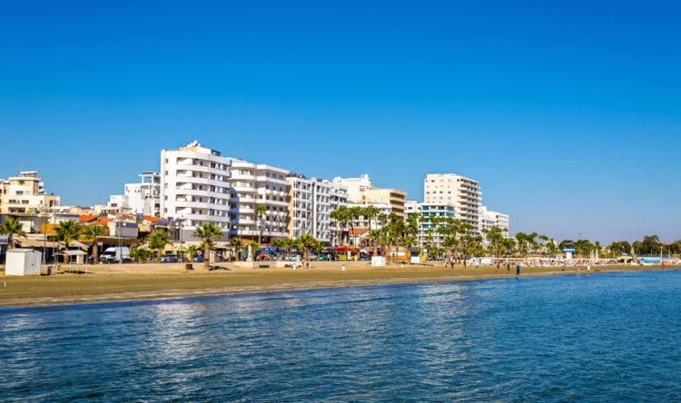 Достопримечательности Кипра - Пляж Финикудес
