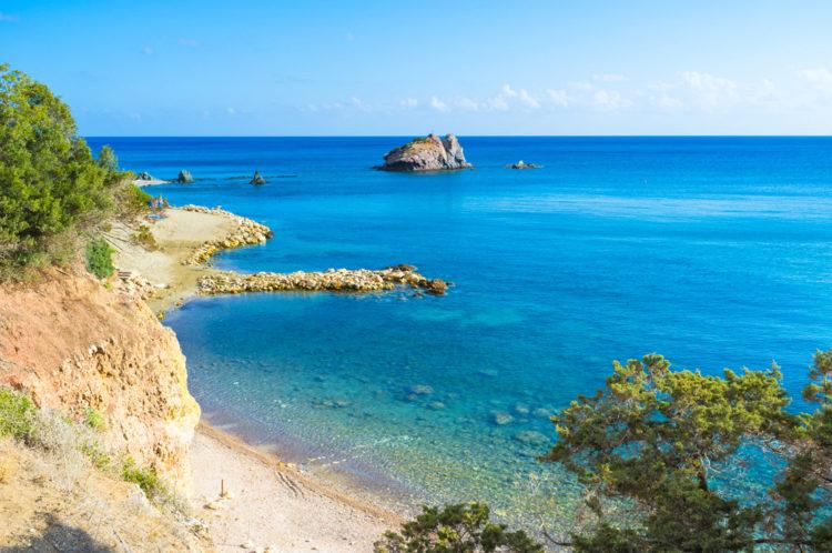 Достопримечательности Кипра - Купальня Афродиты