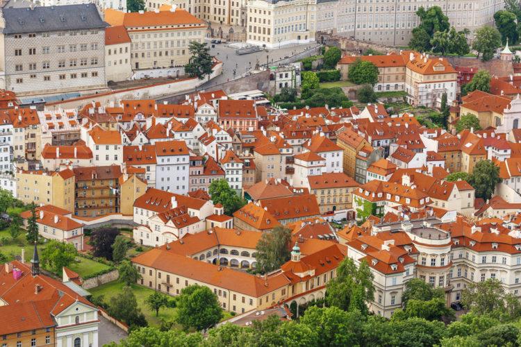 Что посмотреть в Чехии - Район Мала-Страна