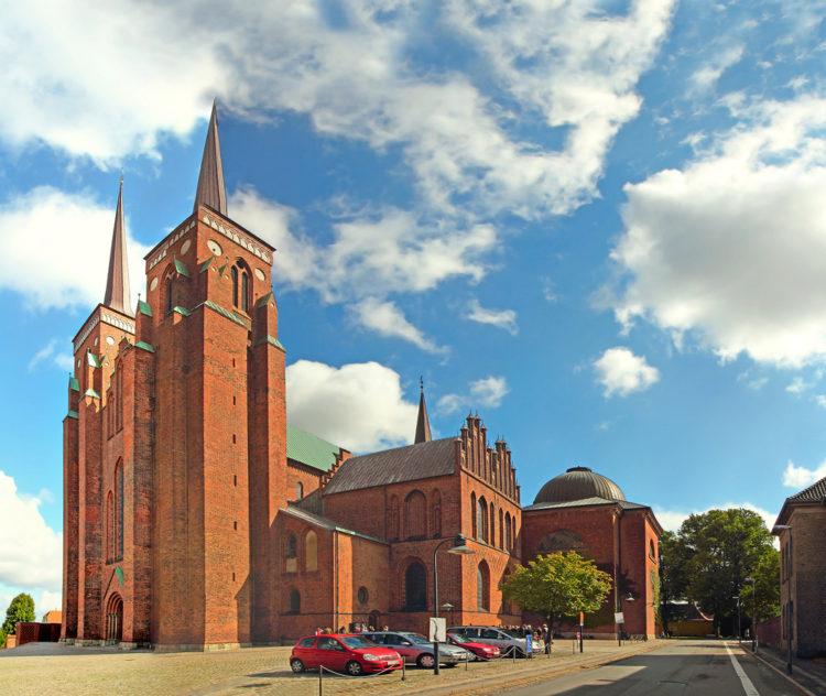 Что посмотреть в Дании - Собор Роскилле