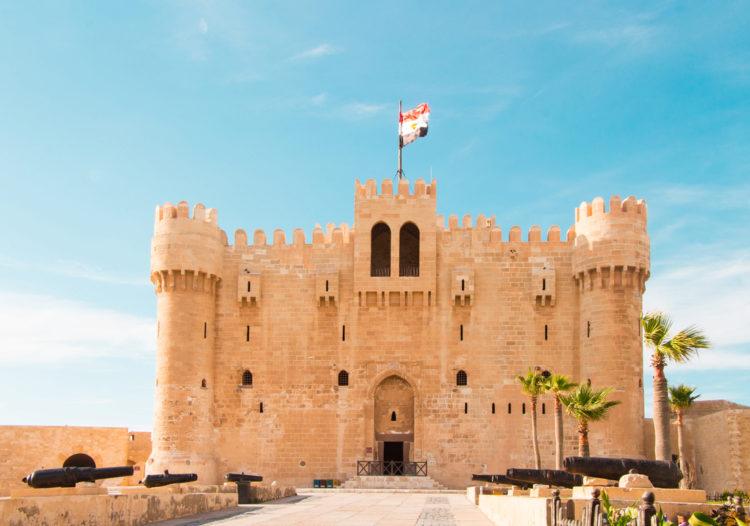 Что посмотреть в Египте - Крепость Кайт Бей