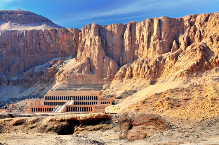 Достопримечательности Египта - Долина фараонов