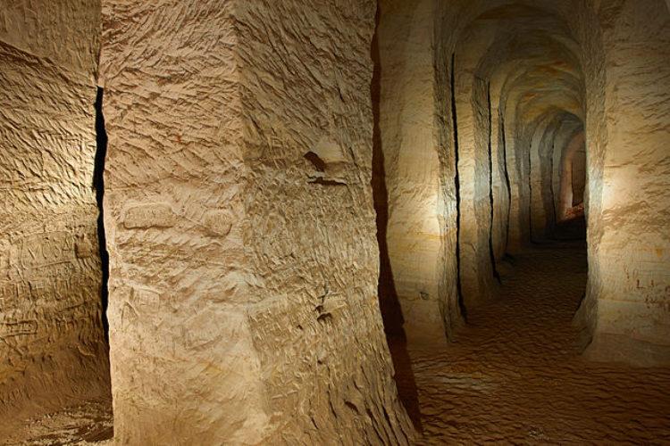 Достопримечательности Эстонии - Пещеры Пиуза