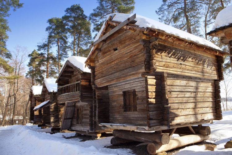 Достопримечательности Финляндии - Сеурасаари