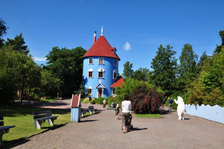 Что посмотреть в Финляндии - Доина Муми-Троллей