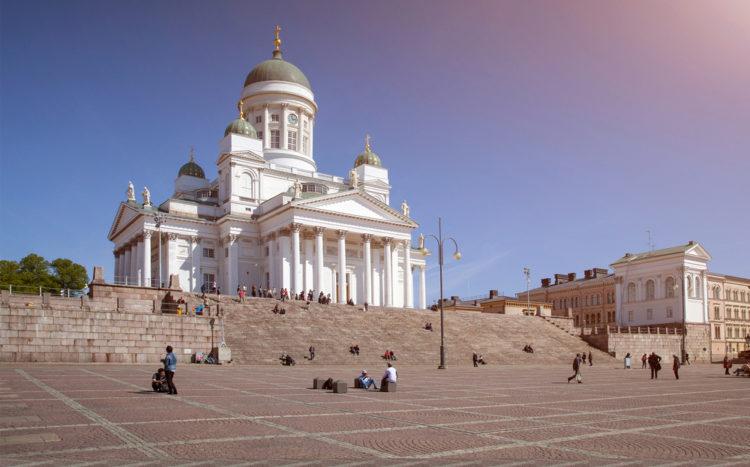 Достопримечательности Финляндии - Собор Святого Николая
