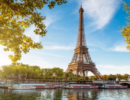 Эйфелева башня в Париже: история создания, фото