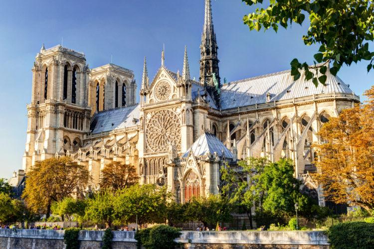 Что посмотреть во Франции - Собор Парижской Богоматери
