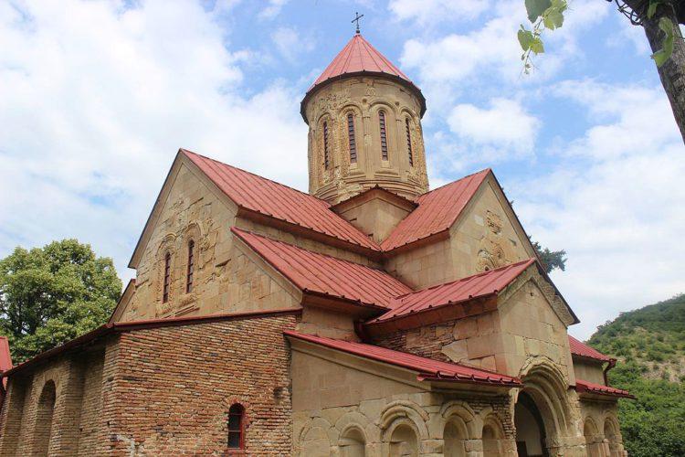 Достопримечательности Грузии - Монастырь Бетания