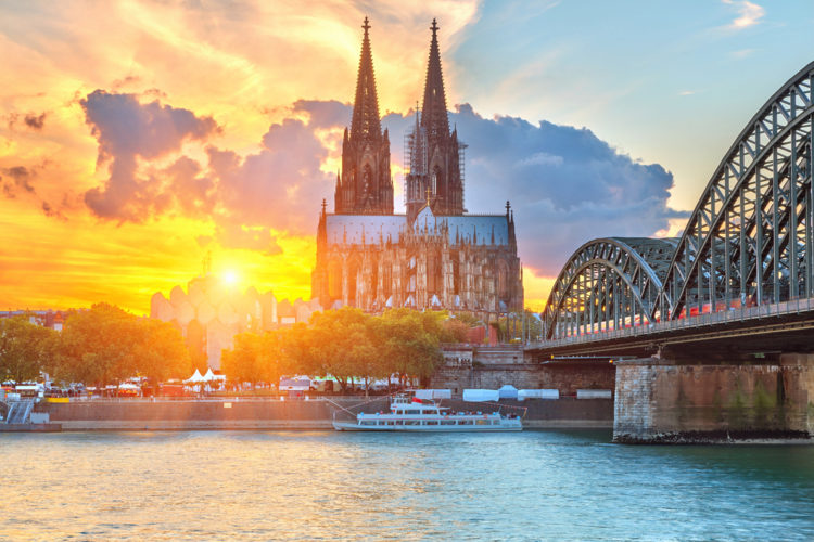 Достопримечательности Германии - Кёльнский собор