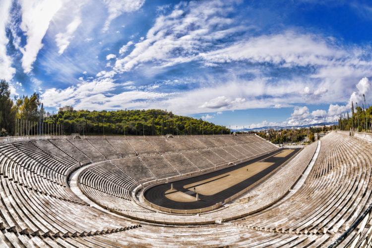 Достопримечательности Греции - Панатинайкос