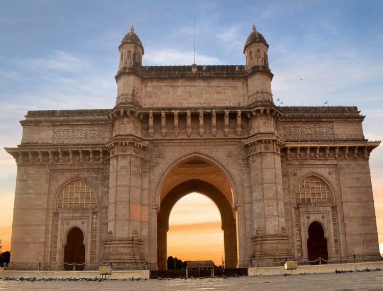 Достопримечательности Индии - Ворота Индии