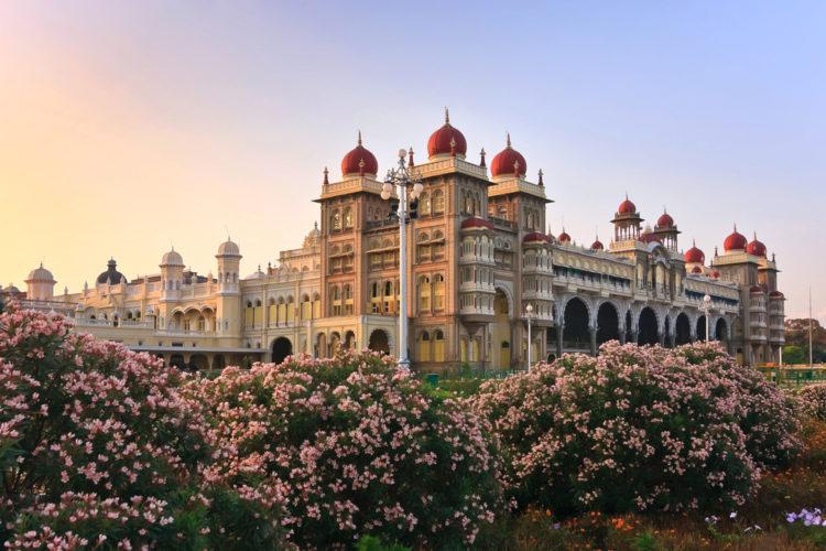 Достопримечательности Индии - Майсурский дворец