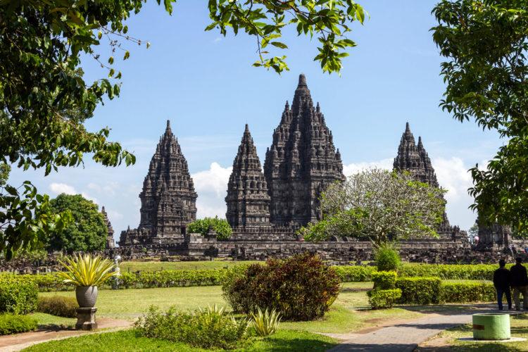 Достопримечательности Индонезии - Храмовый комплекс Прамбанан
