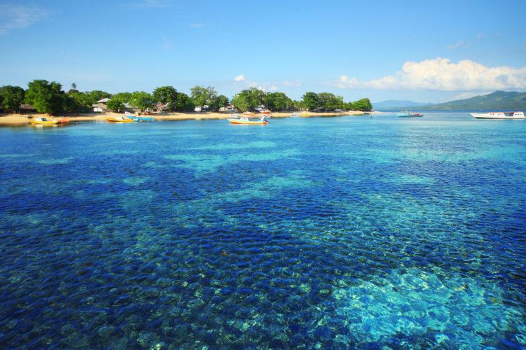 Что посмотреть в Индонезии - Национальный парк Бунакен