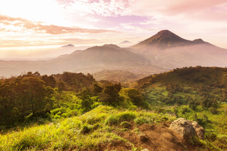 Достопримечательности Индонезии - Остров Ява