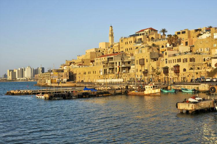 Что посмотреть в Израиле - Старый город Яффо