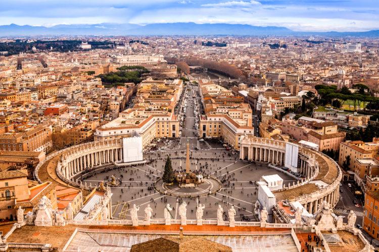 Достопримечательности Италии - Ватикан