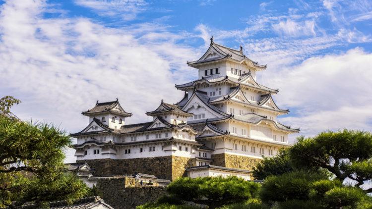 Достопримечательности Японии - Химедзи