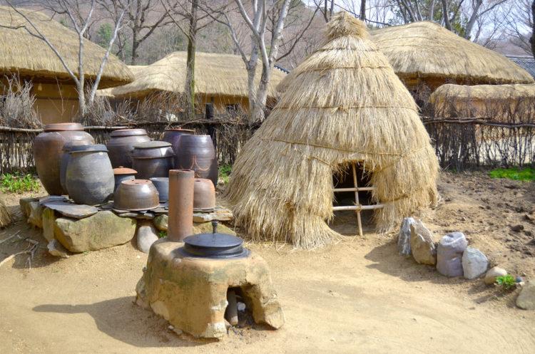 Корейская национальная деревня