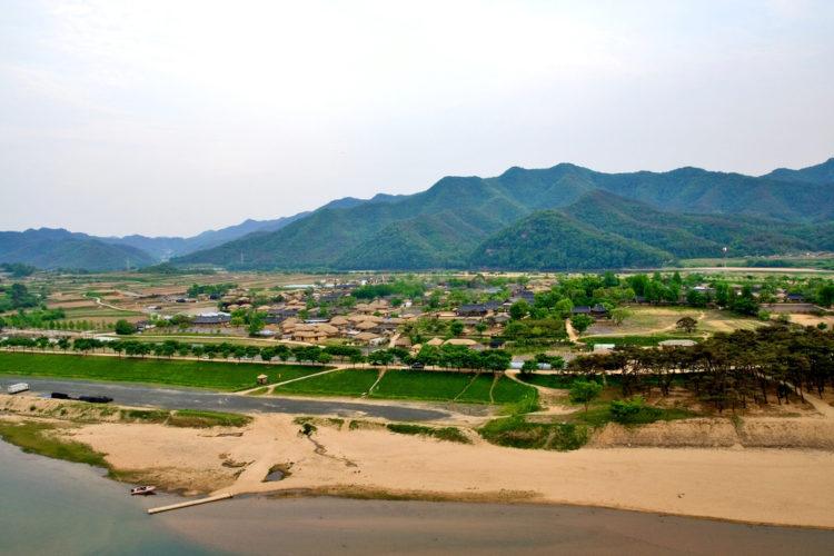 Деревня Хахве