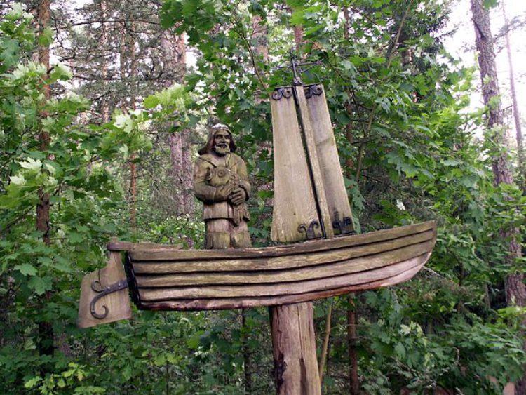 Что посмотреть в Литве - Гора Ведьм