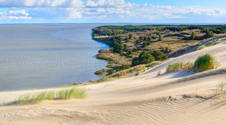 Достопримечательности Литвы - Куршская Коса