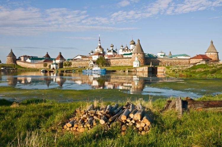 Что посмотреть в России - Соловецкий архипелаг