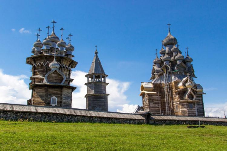 Что посмотреть в России - Архитектурный ансамбль Кижи