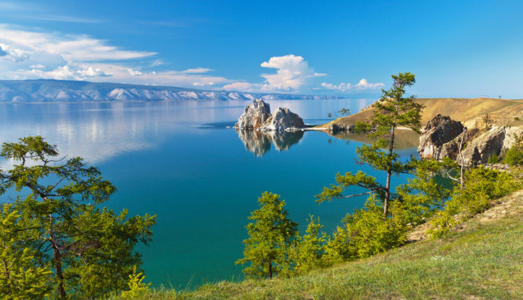 Достопримечательности России - Озеро Байкал