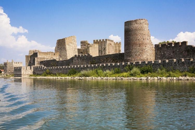 Что посмотреть в Сербии - Смедеревская крепость