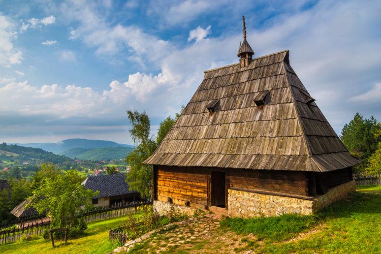 Достопримечательности Сербии - Сирогайно