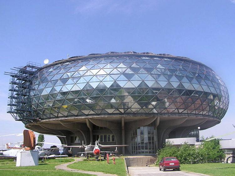 Что посмотреть в Сербии - Музей авиации