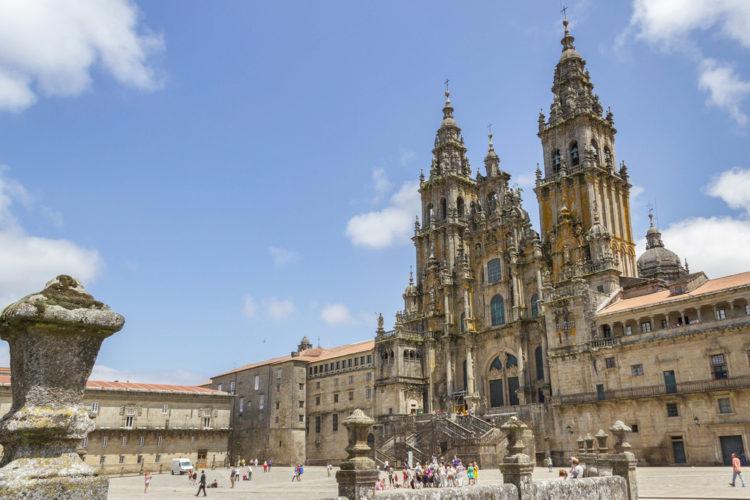 Что посмотреть в Испании - Сантьяго-де-Компостело
