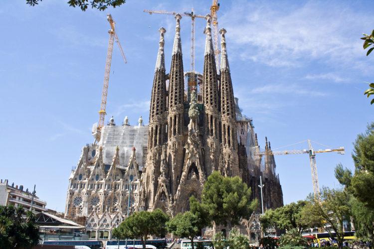Достопримечательности Испании - Храм Святого Семейства