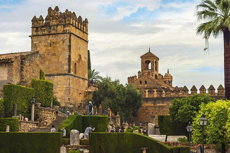 Достопримечательности Испании - Алькасар Христианских королей