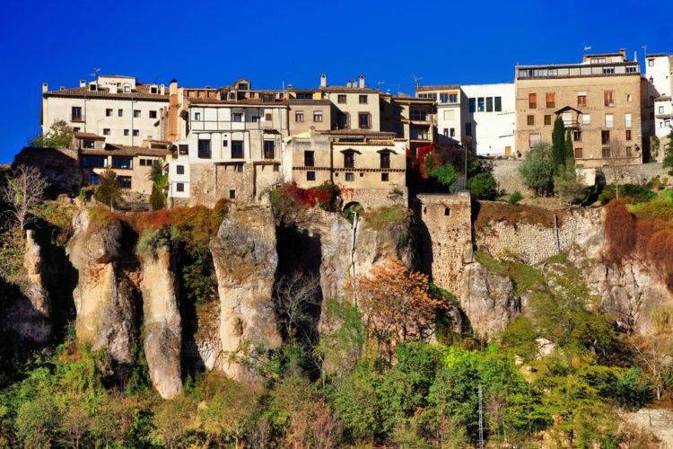 Достопримечательности Испании - Старый город Куэнка
