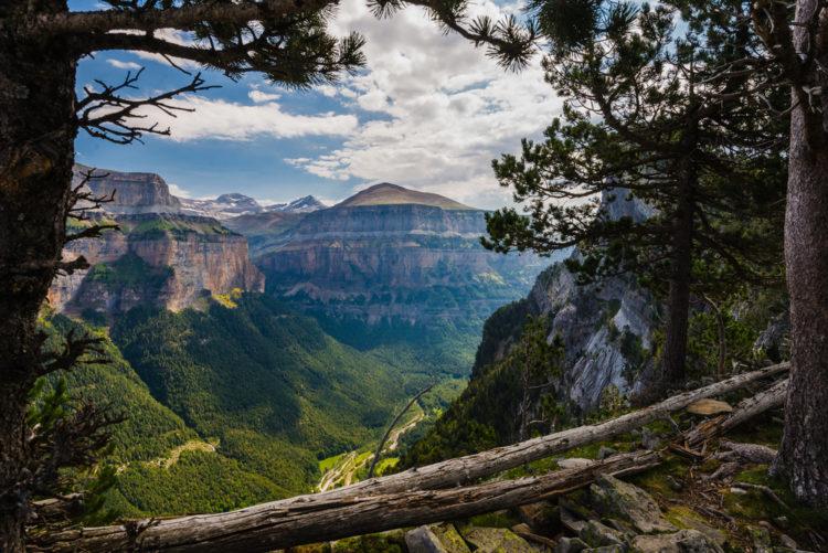 Достопримечательности Испании - Национальный парк Ордеса-и- Монте-Пердидо