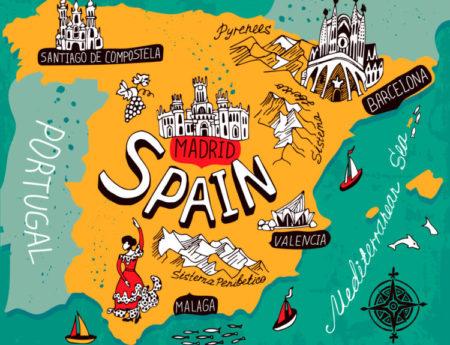 Достопримечательности Испании: Топ-25