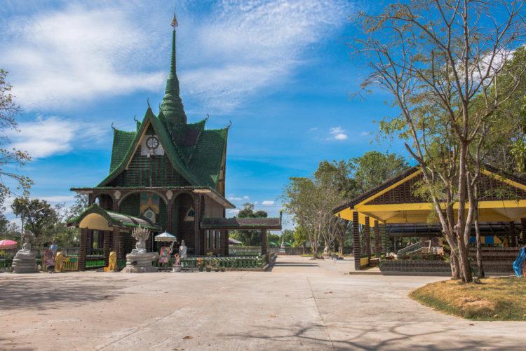 Что посмотреть в Тайланде - Храм Ват Лан Куад