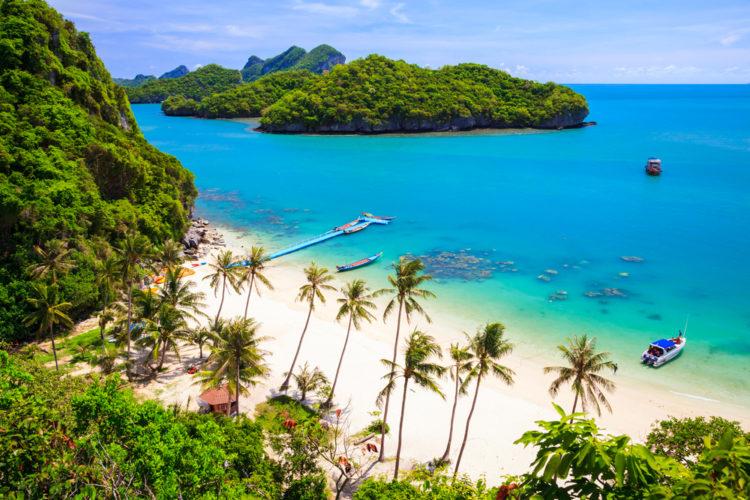 Достопримечательности Таиланда - Остров Самуи