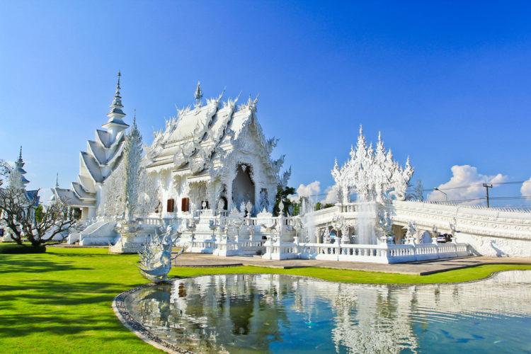 Достопримечательности Таиланда - Белый храм