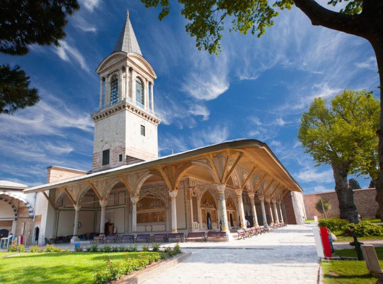 Достопримечательности Турции - Дворец Топкапы
