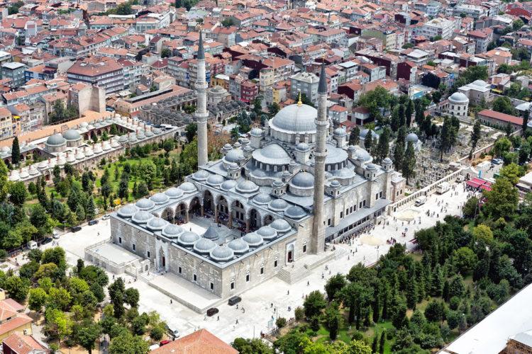 Достопримечательности Турции - Мечеть Сулеймание