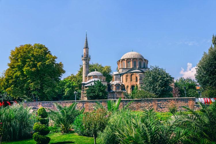Достопримечательности Турции - Монастырь Хора