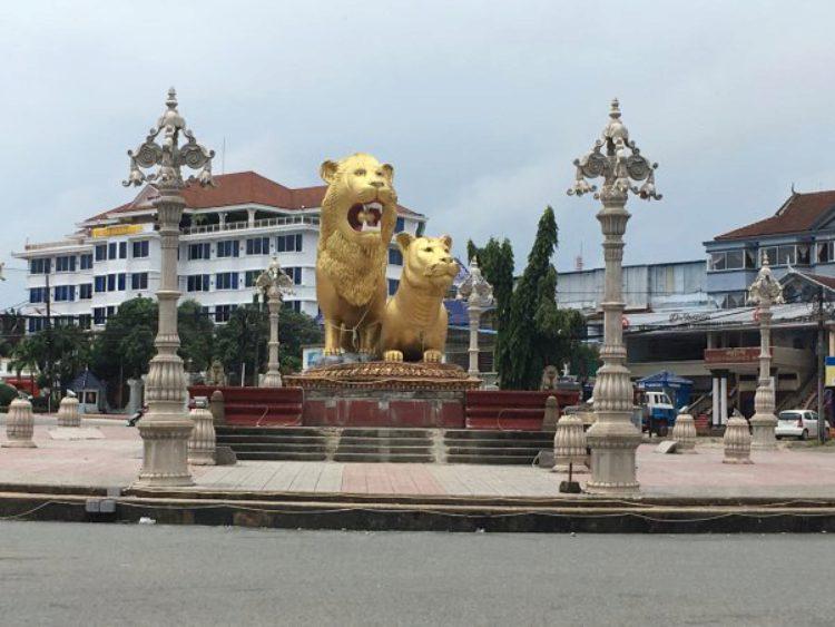 Что посмотреть в Камбодже - Город Сиануквиль